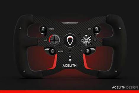 Acelith Design MOD - Spider Rim for T300 RS